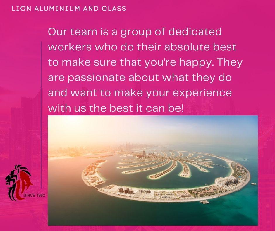 aluminum window fabricators